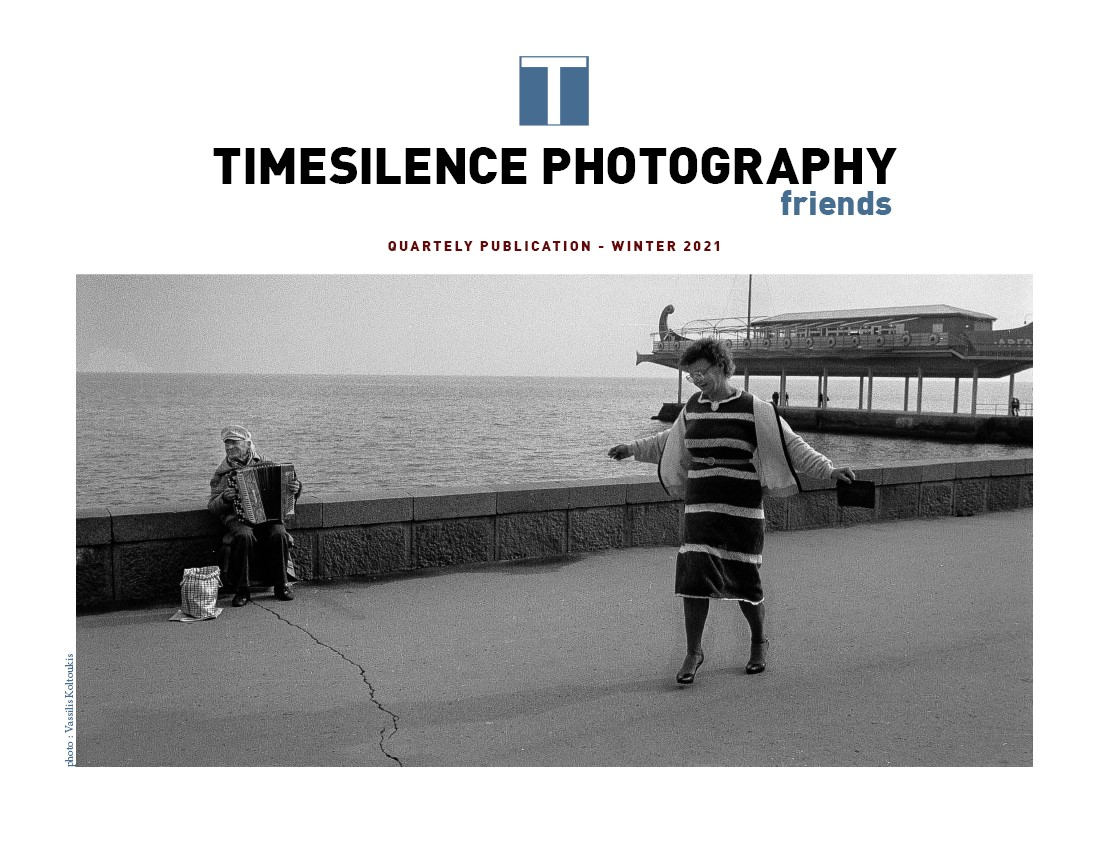 TimeSilence Photography Friends, Winter 2021 ezine