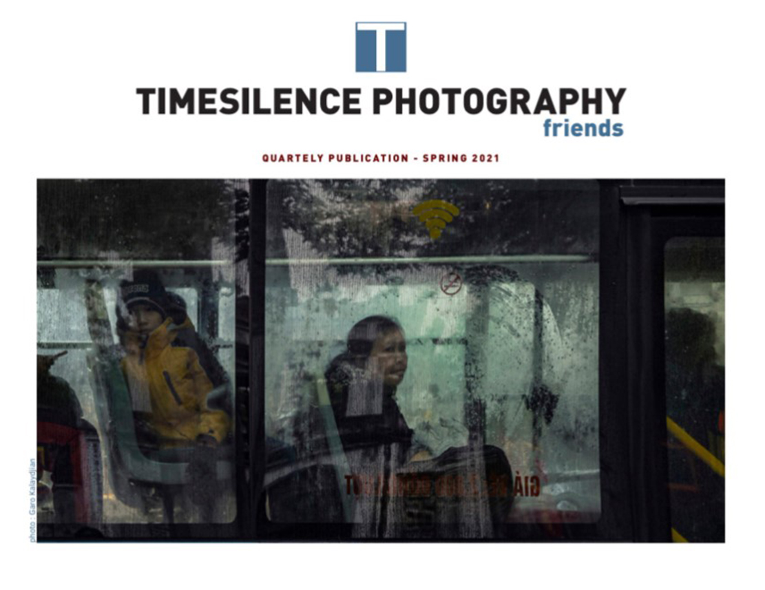 TimeSilence Photography Friends SPRING 2021 Cover